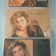 Samantha Fox: Samantha Fox LP. Super Rare 3 part Special Edition Picture discs 3 rectangular picture discs.