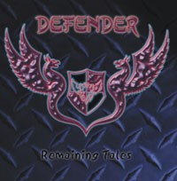 DEFENDER: Remaining Tales CD [Classic Heavy Metal: Jag Panzers Ample Destruction + early Metal Church] Check videos