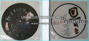 "Nick KAMEN: I promised Myself + You are [Picture disc] 7"" RARE. Check video"