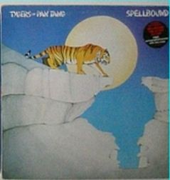 TYGERS OF PAN TANG: Spellbound LP Classic 1981 N.W.O.B.H.M s