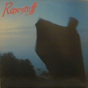 RUNESTAFF: Runestaff (S.T) LP. Female Fronted NWOBHM 1985. Check videos n TV special. HIGHLY RECOMMENDED