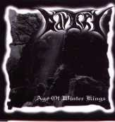 ADULTERY: Age of Winter Kings CD. BLACK METAL / FOLK. Check VIDEOS
