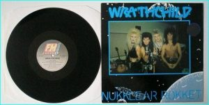WRATHCHILD: Nukklear Rokket [Bruce Dickinson directed their video clip CHECK IT] Sex Pistols cover