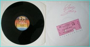 "WHITE SISTER: Ticket To Ride 12"" one of the biggest A.O.R bands. COVER OF THE BEATLES. Check video"