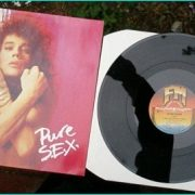 ADAM BOMB: Pure Sex E.P [Very good Hard Rocking sleazy. Ex singer of T.K.O. Aerosmith Riot band members] Check video