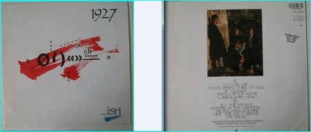 1927: ish. PROMO LP with inner. Great A.O.R. Check 5 videos