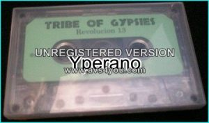 Tribe of Gypsies Revolution 13 [Promo tape] Santana on steroids. Check video