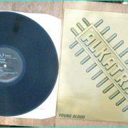 ALKATRAZZ: Young blood LP [rare N.W.O.B.H.M] Check Video