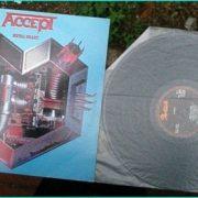 ACCEPT: Metal Heart LP. Check video
