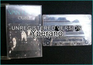 VAN HALEN: OU812 used [tape] Check samples