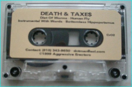 Death n Taxes promo Tape