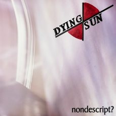 DYING SUN: nondescript CD [Doom Metal] £0 free for orders of £20