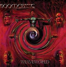 BOOMERANG: Weaveworld CD non-compromising powerful true Heavy Metal Check sample