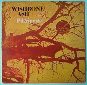 WISHBONE ASH: PILGRIMAGE, UK ORIGINAL MCA VINYL LP 1971