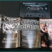 BALLROOM BLITZ: Electric overdose [tape] Heavy Metal