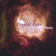 CRYSTAL FATE: Celestial Prophecy CD[Power metal a la Crimson Glory, Queensryche, Iron MaidenBILL MAJOROS] Check sample