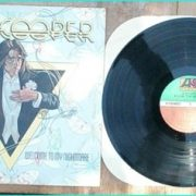 ALICE COOPER: Welcome to My Nightmare LP [Incl. Only Women Bleed etc]