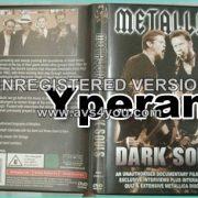 METALLICA: Dark Souls DVD