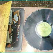 ALICE COOPER Schools Out LP [Strange gatefold like album cover]