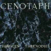 CENOTAPH: Thirteen Threnodies CD rare DEATH metal: Pestilence, Sinister, Immolation, Morbid Angel, Deicide, Vader CHECK samples