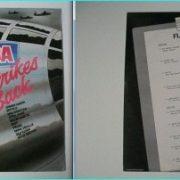 AMERICA STRIKES BACK compilation LP: Hagar (live) , April Wine, Riot, Max Webster, Prism, Motels, Red Rider.