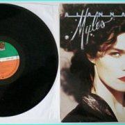 Alannah MYLES LP [Contains the classic Black Velvet. CHECK VIDEO]
