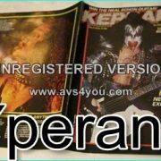 KERRANG NO. 41 May 1983 Kiss cover, U2, Uli Roth, Blackfoot, Black Sabbath, Magnum, Lita Ford, Satan, Anvil