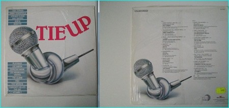 TIE UP Compilation LP 1990. Tina Turner, Jimmy Somerville, Roxette, Lee Aaron, Depeche Mode, Check videos