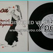 "EMERSON: Something special + Stars in Hollywood 7"" Melodic N.W.O.B.H.M. excellent vocalist. s. HIGHLY RECOMMENDED."