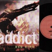 "ADDICT: Red Bird 7"" Brit Pop, Indie Rock. Ex- Bus. Check audio + video"