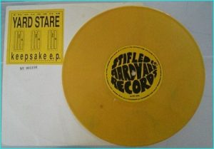 Thousand Yard Stare: Keepsake E.P (Numbered, ltd. edition) yellow vinyl. Check videos