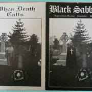 Black Sabbath appreciation society newsletter volume 4