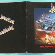 Judas Priest The Painkiller Tour 1990 - 1991 Tour program signed, autographed