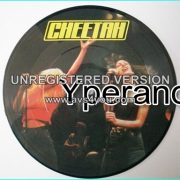 """CHEETAH: Spend the Night [picture disc] 7"""" Australian female rock Produced by the AC/DC team. Check videos."""