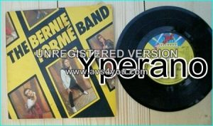 "Bernie TORME: Weekend 7"" + Secret Service + All night + Instant Impact. Classic Rare 4 song EP. Hard Rock / N.W.O.B.H.M."