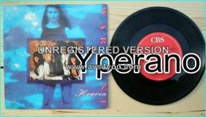 "WARRANT: Heaven 7"" MEGA CLASSIC U.S Ballad. Check videos. HIGHLY RECOMMENDED"