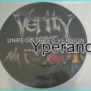 "VERITY: Stay with me baby. Rare picture disc 7"". John Verity ex Argent and Phoenix singer. Check audio sample"