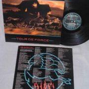 38 SPECIAL: Tour De Force LP promo. For 80's fans. Foreigner, Survivor. + videos.