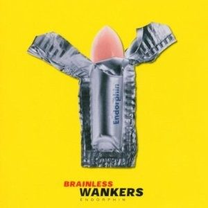 BRAINLESS WANKERS: Endorphin CD. RARE! Trumpet-fueled Punk / Pop / Rock / Ska. Intense and dance able. s.