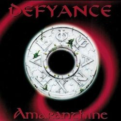 DEFYANCE: Amaranthine CD Self-released / independent masterpiece by on obscure Progressive Metal Iowa band. s.