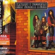 IMPELLITTERI: Victim Of The System CD Japanese import (no obi). Rob Rock on vocals. s.