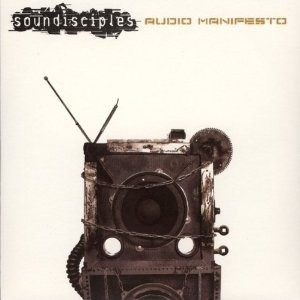 SOUNDISCIPLES: Audio Manifesto CD PROMO. Whores of Babylon members. Dance Metal..Check video + all samples