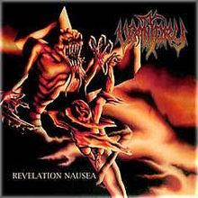 VOMITORY: Revelation Nausea CD..