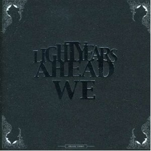 WE: Lightyears ahead CD. embroidered, embossed, raised cover. Stoner Rock, Psychedelic Rock. Check videos