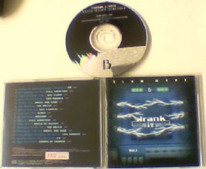 Krank it - Slow Mode Vol.1 CD PROMO! Japanese import! + HUGE booklet (all lyrics, band photos, album covers) Ballads galore!!!