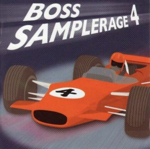 Boss Tuneage Boss Samplerage 4. Double 2 CD, 56 songs! !