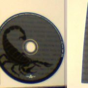 A Tribute to The Scorpions CD PROMO. Seven Witches, Stratovarius, etc.