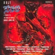 Holy Dio: A Tribute To The Voice Of Metal - Ronnie James Dio. Slim double CD 1999. Rainbow, Black Sabbath, Dio era tributes!
