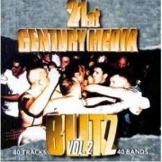 21st Century Media Blitz Vol. 2. Double CD. Signed, autographed. (40 songs 143 minutes)