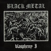 Black Metal - Blasphemy I CD. Killer Black Metal PROMO Compilation (Hellas). s.